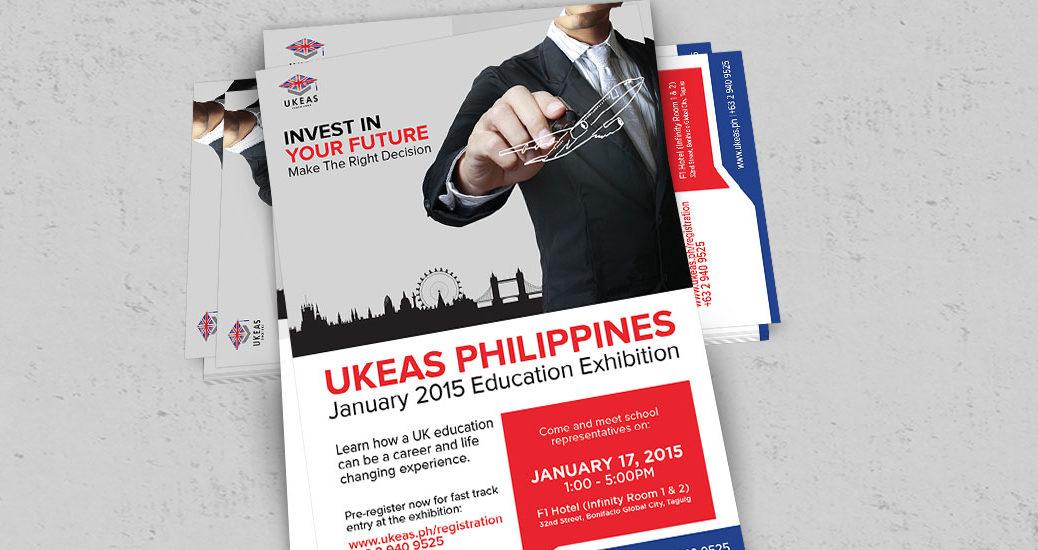 UKEAS Fliers | Centaur Marketing