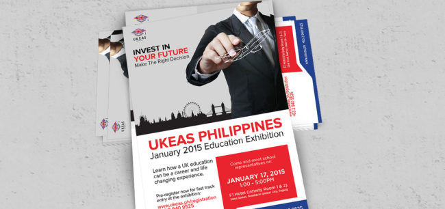 UKEAS Fliers | Centaur Marketing