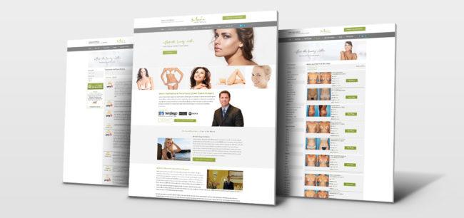 Marin Aesthetics - Homepage | Centaur Marketing